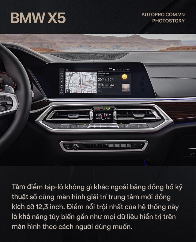 BMW X5: Người dùng cần gì, tôi có đó! - Ảnh 6.
