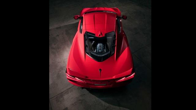 Chi tiết dị trên ngoại thất Chevrolet Corvette C8 mà không mấy người nhìn ra - Ảnh 2.