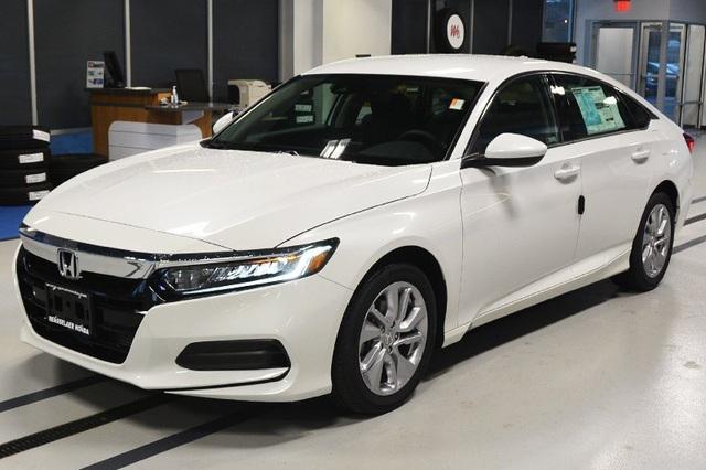 Honda Accord 2019 lộ phiên bản và giá tạm tính 1,2 tỷ đồng ngang Toyota Camry - Ảnh 1.