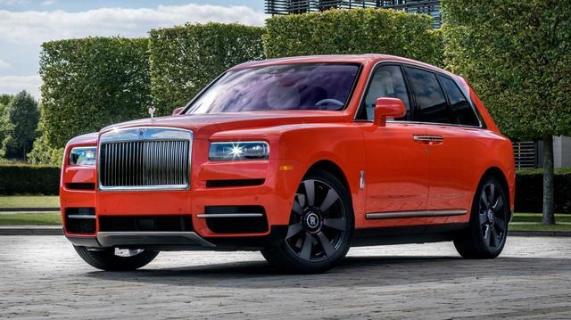 Rolls-Royce đứng trước kỷ lục khủng khiếp tạo dựng nhờ Cullinan