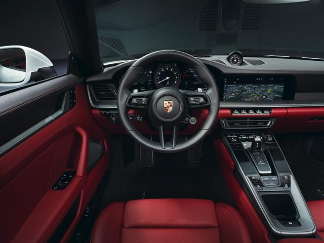 Porsche 911 Carrera Coupe và Cabriolet thế hệ mới có giá từ gần 7 tỷ đồng tại Việt Nam - Ảnh 3.