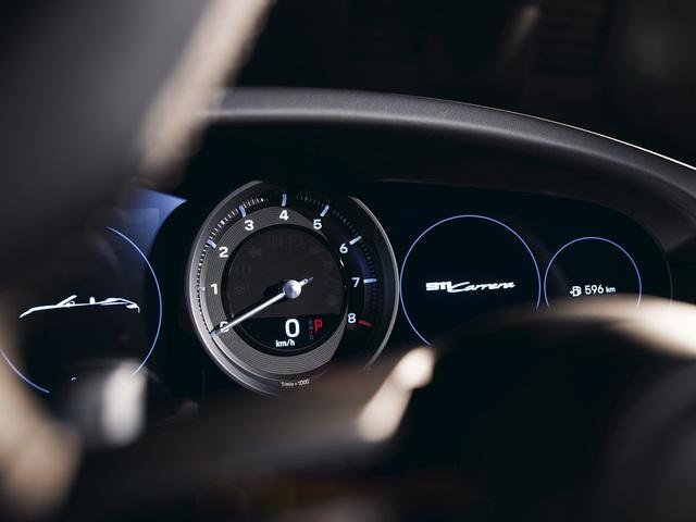 Porsche 911 Carrera Coupe và Cabriolet thế hệ mới có giá từ gần 7 tỷ đồng tại Việt Nam - Ảnh 5.