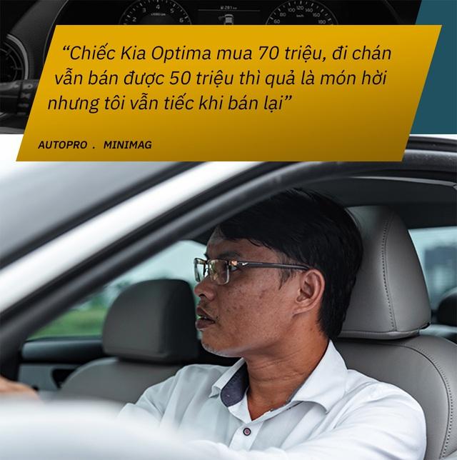 10 năm sống tại Hàn, chạy xe Hàn, người dùng không thể quen xe Nhật và quay về Kia Cerato: Câu chuyện phía sau gây tranh cãi - Ảnh 3.