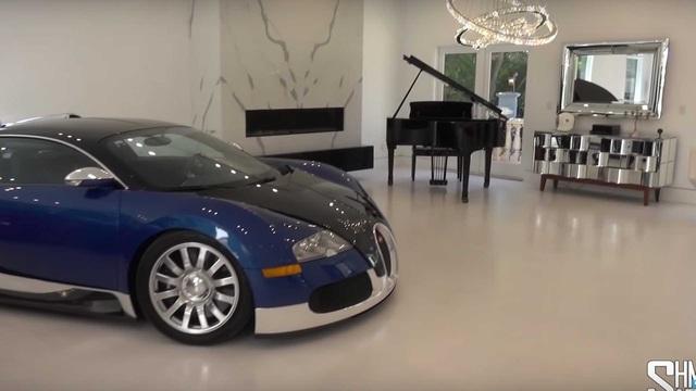 Căn phòng khách này còn xịn hơn khối garage với sự xuất hiện của LaFerrari, Veyron và 599 GTO - Ảnh 3.