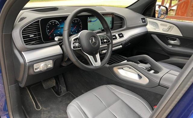 Mercedes-Benz GLE thế hệ mới sắp về Việt Nam cạnh tranh BMW X5 2019 vừa ra mắt - Ảnh 3.