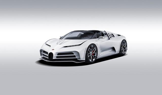 Bugatti Centodieci mui trần: Đẹp nhưng khó thành sự thật - Ảnh 1.