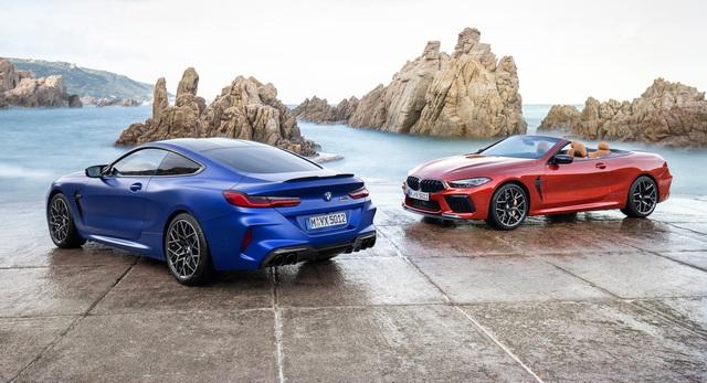 BMW chốt ra mắt cả loạt xe mới: X6, M8 mới, có luôn 8-Series 4 cửa - Ảnh 5.