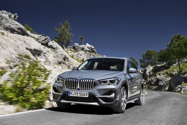 BMW chốt ra mắt cả loạt xe mới: X6, M8 mới, có luôn 8-Series 4 cửa - Ảnh 1.