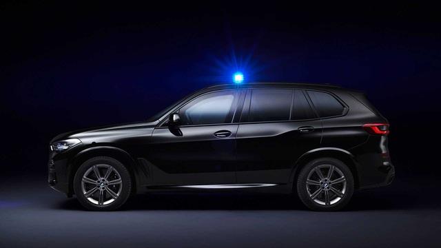 BMW X5 Protection VR6 - Xe bọc thép chống đạn, chịu được 15kg thuốc nổ và phục kích từ máy bay trên cao - Ảnh 1.