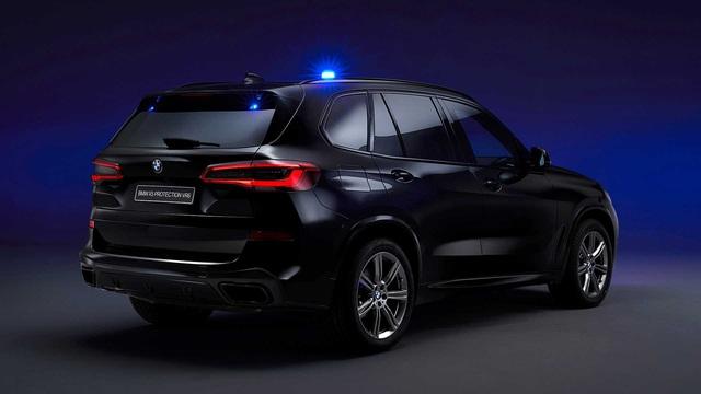 BMW X5 Protection VR6 - Xe bọc thép chống đạn, chịu được 15kg thuốc nổ và phục kích từ máy bay trên cao - Ảnh 2.