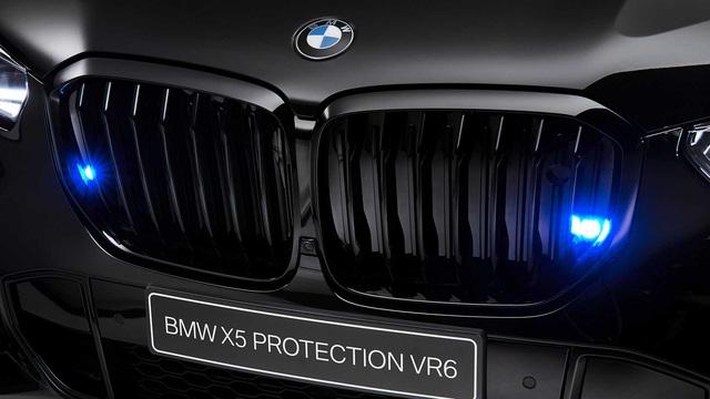 BMW X5 Protection VR6 - Xe bọc thép chống đạn, chịu được 15kg thuốc nổ và phục kích từ máy bay trên cao - Ảnh 6.