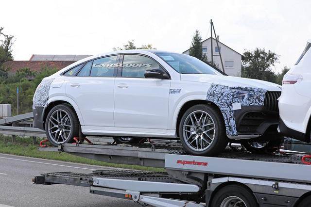 Bản SUV lai coupe của Mercedes-Benz GLE bất ngờ công bố nâng cấp, ra mắt ngay ngày mai - Ảnh 2.