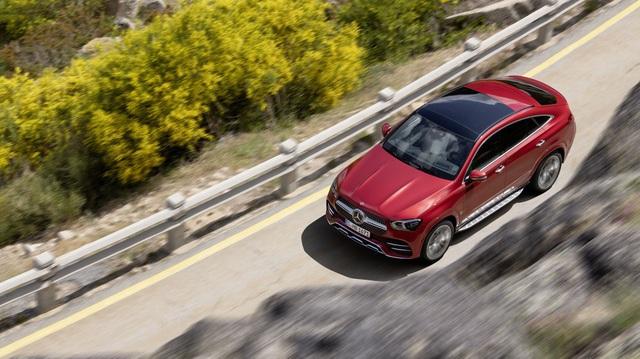 4 video cho biết toàn bộ về Mercedes-Benz GLE Coupe mới - Kỳ phùng địch thủ của BMW X6