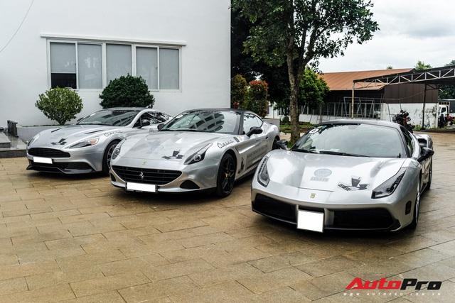 Đây là người sở hữu nhiều Ferrari nhất tại Việt Nam - Ảnh 9.