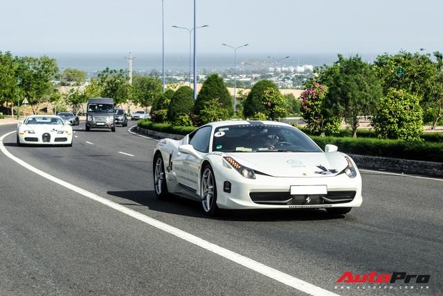 Ông chủ cà phê Trung Nguyên đưa 1/3 bộ sưu tập Ferrari với toàn hàng độc tham dự khai trương showroom chính hãng - Ảnh 1.