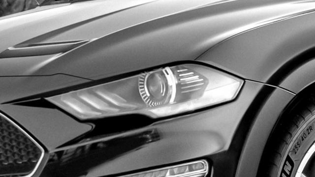 Ford Mustang phiên bản SUV chạy điện lần đầu được tạo hình với nhiều tranh cãi - Ảnh 3.
