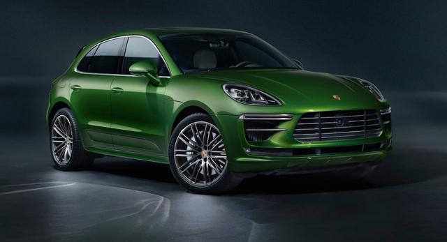 Ra mắt Porsche Macan Turbo 2020: Động cơ ấn tượng hơn bao giờ hết - Ảnh 1.