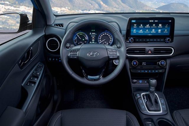 Xe bán chạy Hyundai Kona công bố chi tiết phiên bản mới - Ảnh 4.