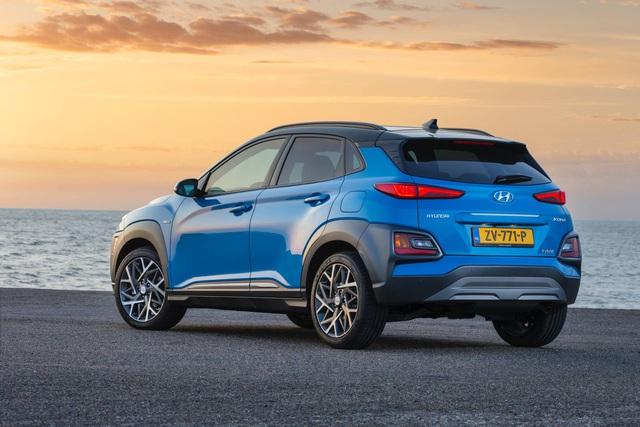 Xe bán chạy Hyundai Kona công bố chi tiết phiên bản mới - Ảnh 6.