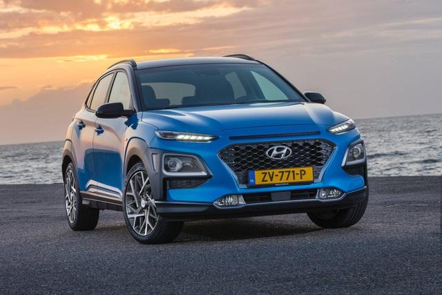 Xe bán chạy Hyundai Kona công bố chi tiết phiên bản mới - Ảnh 2.