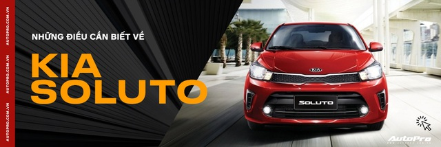 Ra mắt Kia Soluto giá từ 399 triệu đồng: THACO thách thức Toyota Việt Nam - Ảnh 11.