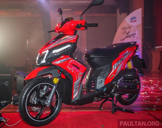 Honda Vision và Yamaha FreeGo chuẩn bị có đối thủ mới tại Việt Nam, giá dự kiến dưới 30 triệu đồng - Ảnh 1.