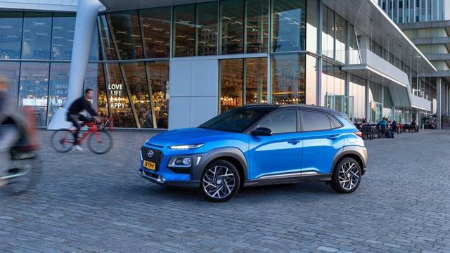 Xe bán chạy Hyundai Kona công bố chi tiết phiên bản mới