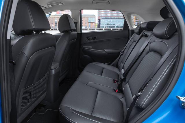Xe bán chạy Hyundai Kona công bố chi tiết phiên bản mới - Ảnh 5.