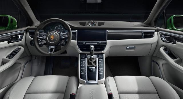 Ra mắt Porsche Macan Turbo 2020: Động cơ ấn tượng hơn bao giờ hết - Ảnh 3.