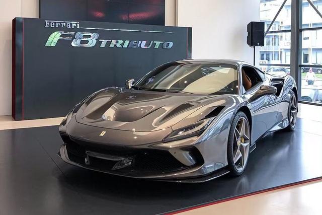 Siêu xe Ferrari nào sẽ được bán chính hãng tại Việt Nam? - Ảnh 2.
