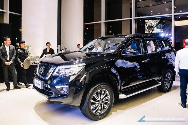 Nissan Terra ra mắt phiên bản mới, tăng sức cạnh tranh Toyota Fortuner - Ảnh 3.