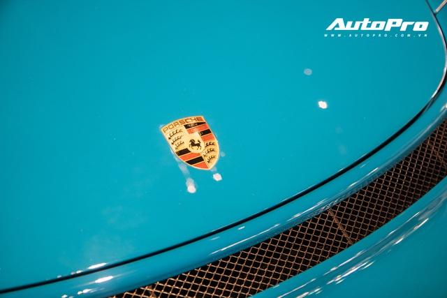 Đại gia Việt tậu pô hàng hiệu cho Porsche 911 GT3 RS Miami Blue độc nhất Việt Nam - Ảnh 6.