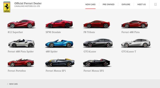 Siêu xe Ferrari nào sẽ được bán chính hãng tại Việt Nam? - Ảnh 1.