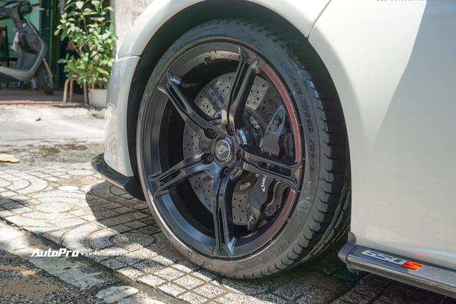 Đại gia Việt cần chi bao nhiêu để mua lại McLaren 650s Spider từng thuộc sở hữu của ông trùm cafe Trung Nguyên? - Ảnh 5.