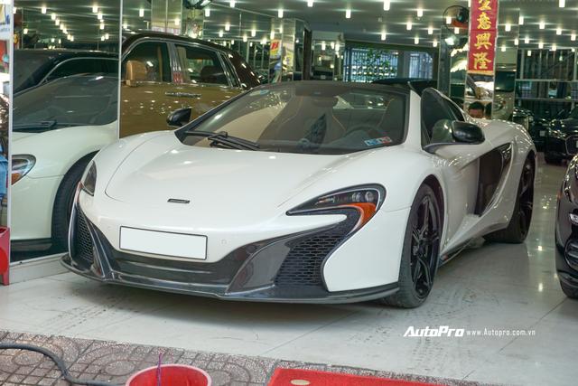 Đại gia Việt cần chi bao nhiêu để mua lại McLaren 650s Spider từng thuộc sở hữu của ông trùm cafe Trung Nguyên? - Ảnh 4.