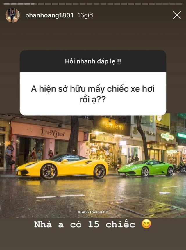 Em trai Phan Thành tiết lộ dàn xe khủng 15 chiếc của gia đình - Ảnh 1.