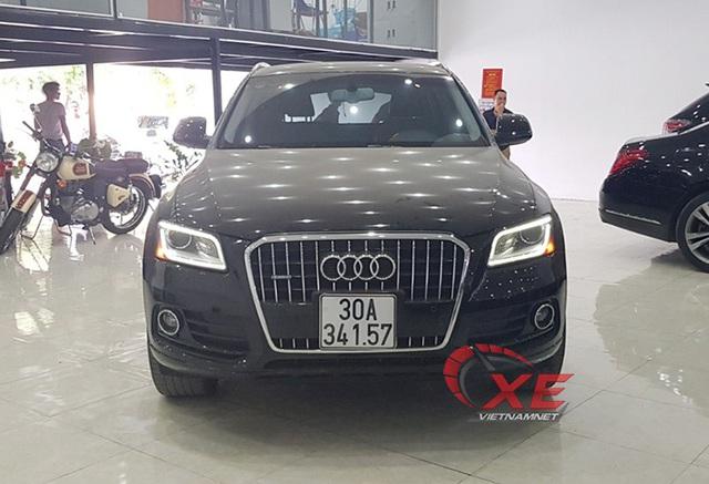 Mua xe Audi Q5 cũ hơn 1 tỷ, lo ngay ngáy nghi xe tai nạn - Ảnh 1.