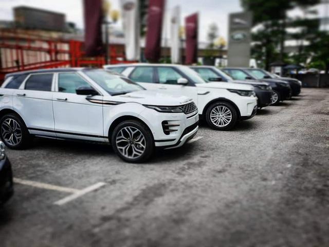 Range Rover Evoque 2019 chính hãng về ngập kho đại lý với 2 phiên bản, giá dự kiến từ 3,799 tỷ đồng - Ảnh 2.