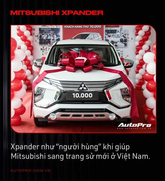 Người Việt mua Mitsubishi Xpander thứ 10.000: 'Thông minh là mua xe phục vụ mình chứ không phải lo giữ giá hay không' - Ảnh 3.