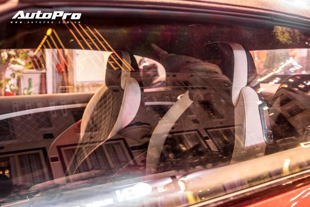 Bất ngờ xuất hiện phiên bản giới hạn Bentley Continental SuperSports Convertible đầu tiên tại Việt Nam - Ảnh 13.
