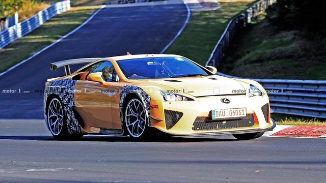 10 năm chưa bán hết 500 xe, Lexus mong được ủng hộ để phát triển LFA mới - Ảnh 2.