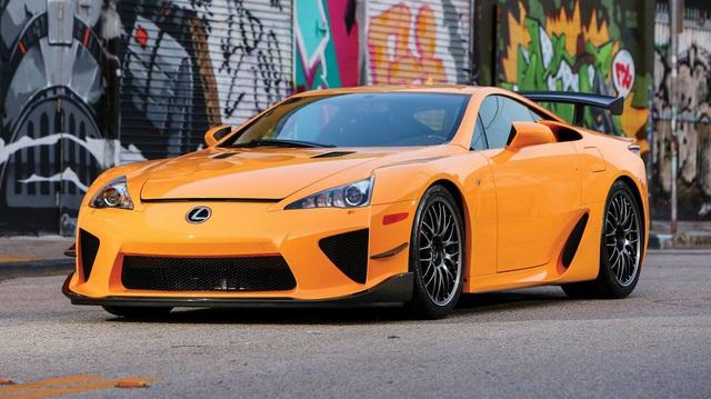 10 năm chưa bán hết 500 xe, Lexus mong được ủng hộ để phát triển LFA mới