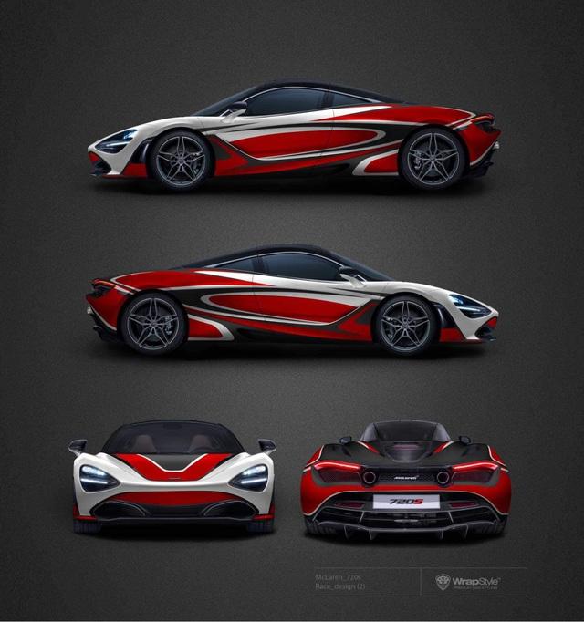 Hành trình siêu xe ASEAN Rally chuẩn bị tiền trạm 3.000km: Có McLaren 720S diện mạo mới và bán tải hậu cần - Ảnh 2.