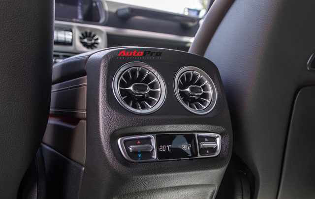 Khám phá Mercedes-AMG G63 bản thường đầu tiên Việt Nam: Có gì khác sau mức giá rẻ hơn 500 triệu đồng so với Edition 1? - Ảnh 20.