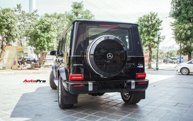 Khám phá Mercedes-AMG G63 bản thường đầu tiên Việt Nam: Có gì khác sau mức giá rẻ hơn 500 triệu đồng so với Edition 1? - Ảnh 7.