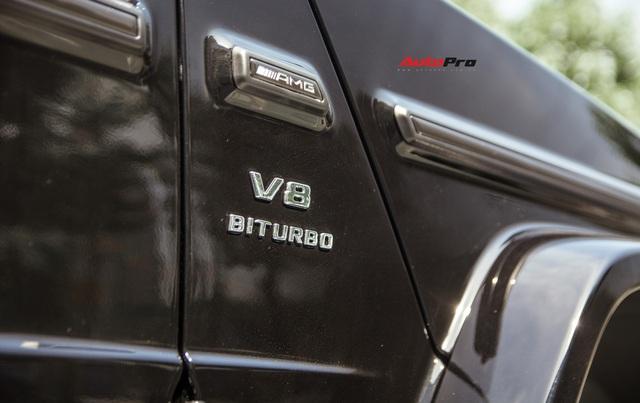 Khám phá Mercedes-AMG G63 bản thường đầu tiên Việt Nam: Có gì khác sau mức giá rẻ hơn 500 triệu đồng so với Edition 1? - Ảnh 10.