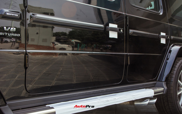 Khám phá Mercedes-AMG G63 bản thường đầu tiên Việt Nam: Có gì khác sau mức giá rẻ hơn 500 triệu đồng so với Edition 1? - Ảnh 11.