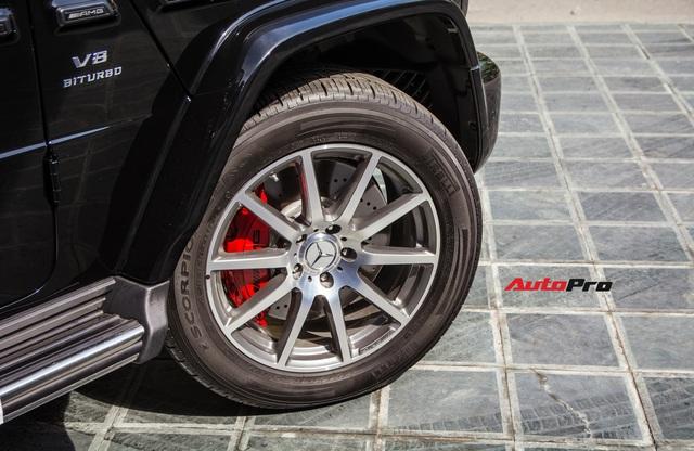 Khám phá Mercedes-AMG G63 bản thường đầu tiên Việt Nam: Có gì khác sau mức giá rẻ hơn 500 triệu đồng so với Edition 1? - Ảnh 13.