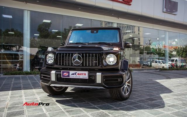 Khám phá Mercedes-AMG G63 bản thường đầu tiên Việt Nam: Có gì khác sau mức giá rẻ hơn 500 triệu đồng so với Edition 1? - Ảnh 5.
