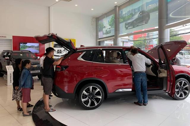 Chỉ có 1 lựa chọn duy nhất, Tỷ phú Phạm Nhật Vượng tự bỏ tiền túi hơn 46.000 tỷ đồng để bán ô tô VinFast sang Mỹ vào năm 2021, quyết tạo thương hiệu quốc tế - Ảnh 3.